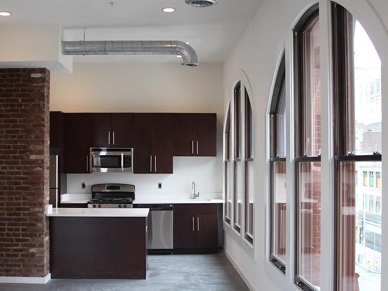 The Columbian Luxury Loft Apartments Newark Rockplaza