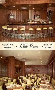 The Club Room, 218 Market Street