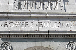 Bowers Building, 191 Market St, Newark