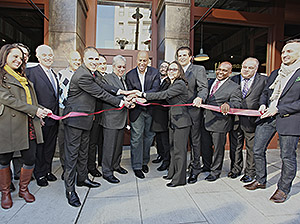 RockPlaza Lofts official opening